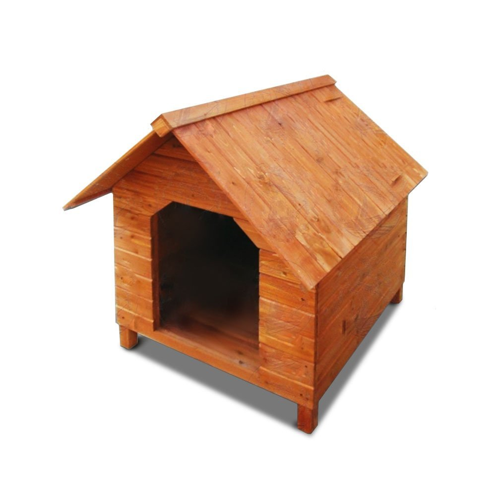 Cuccia per cani in legno tutte le cucce da esterno for Cucce per cani da esterno riscaldate