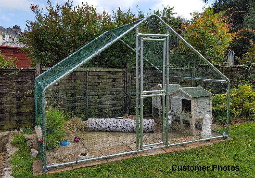 Come costruire un recinto per cani - Idee Green