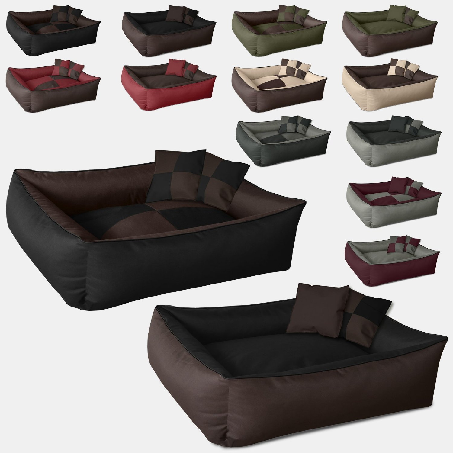 letto per cani ad ognuno il suo. Black Bedroom Furniture Sets. Home Design Ideas
