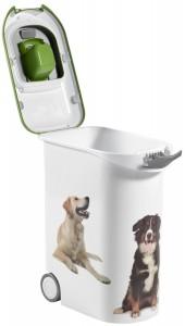 contenitore crocchette per cani