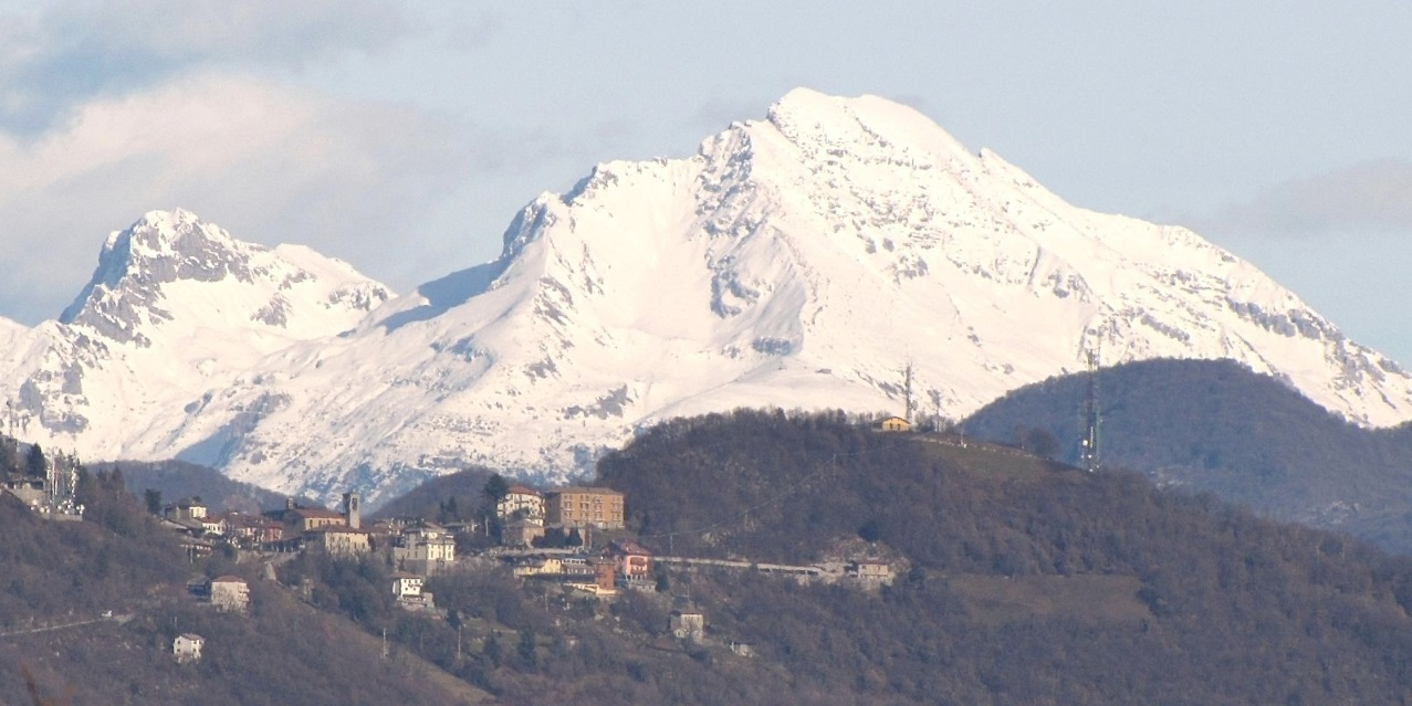 Vacanze con il cane in montagna weekend a roncola for Vacanze in montagna