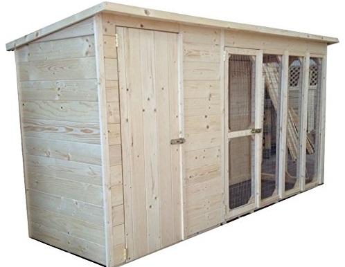 Cuccia per cani in legno tutte le cucce da esterno for Cuccia per cani ikea prezzi