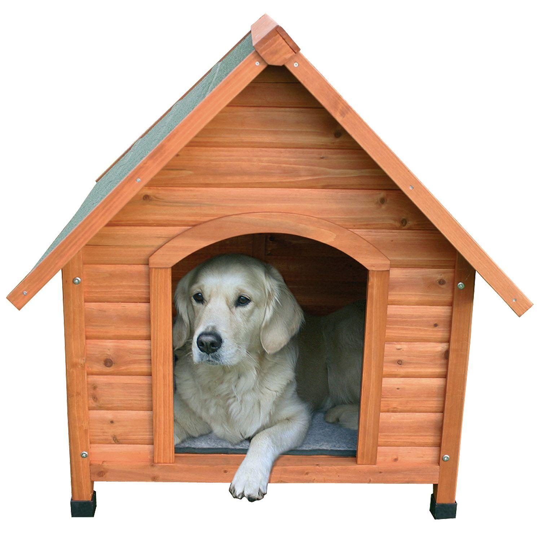 Cuccia per cani in legno tutte le cucce da esterno for Cuccia cane ikea