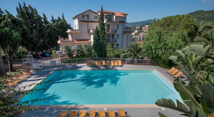 Villa Marina Pietra Ligure Sv