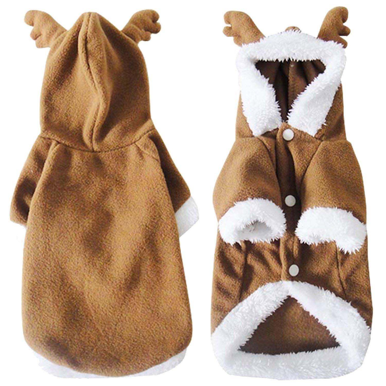 Vestiti Per Natalizi Natale Cani Di 4wAT4r6