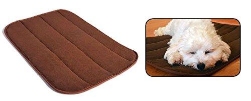 Letto ortopedico per cani anziani per un sonno ristoratore - Tappetino riscaldante per cani ...